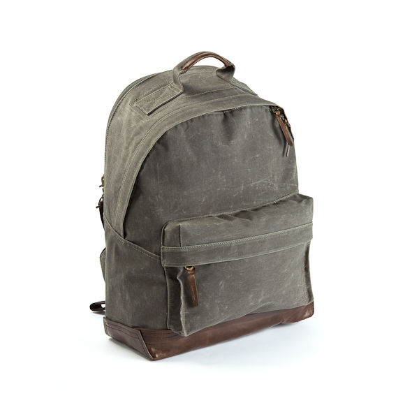 Property Of_ Lex Backpack Fern Front Side low