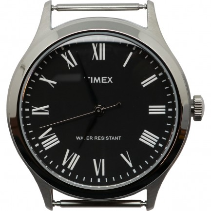 RELOJ TIMEX ARCHIVE WHITNEY AVENUE-STEEL-BLACK DIAL