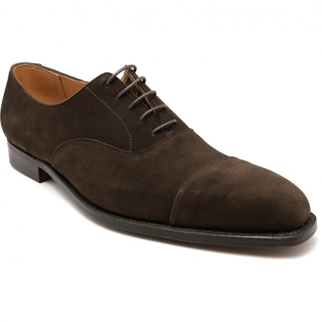ZAPATOS MODELO HALLAM SUEDE CROCKETT & JONES