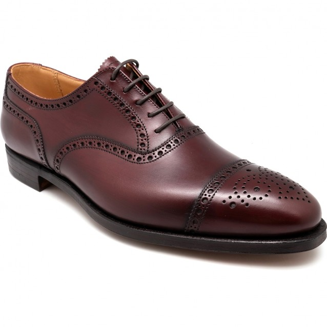 ZAPATOS WESTFIELD BURNISHED CALF CROCKETT & JONES