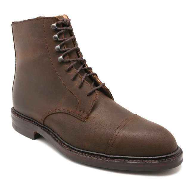 BOTAS CONISTON ROUGHT-OUT SUEDE CROCKETT & JONES