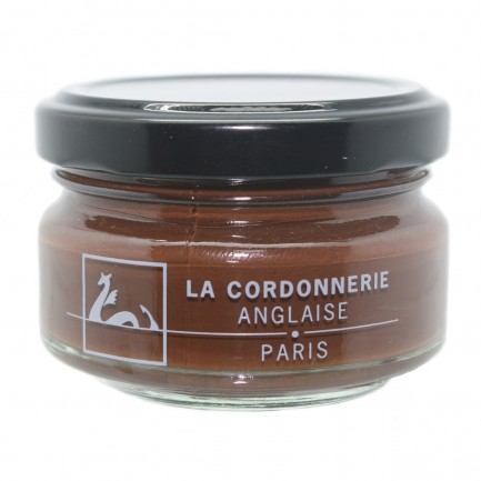 Jar of wax shoe polish 50ml La Cordonnerie