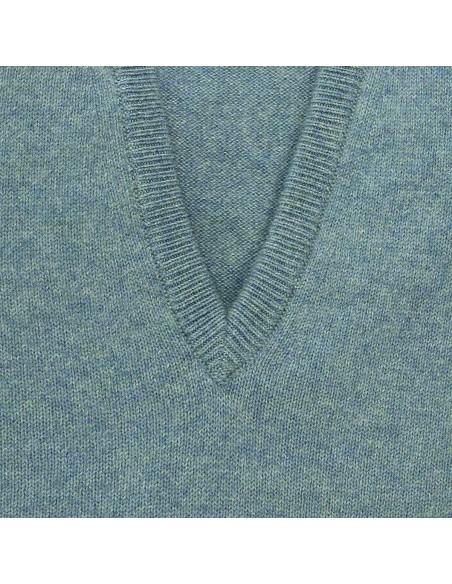Jersey cashmere pico Fulham