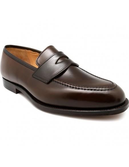 Zapatos modelo Henley CORDOVAN Crockett & Jones