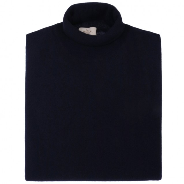 ALTEA VIRGIN WOOL/CASHMERE SWEATER