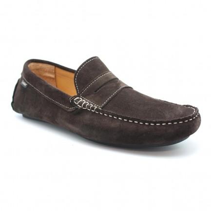 Zapato mocasin Loake