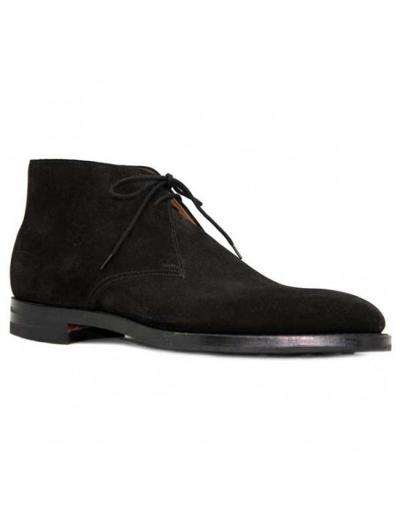 Botas modelo Tetbury ante Crockett & Jones