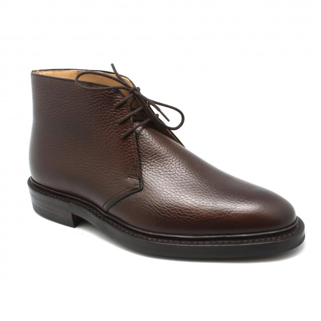 Botas piel labrada modelo Brecon Crockett & Jones