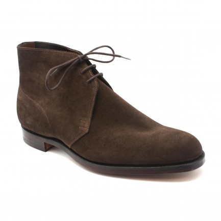 Botas ante modelo Chukka Crockett & Jones