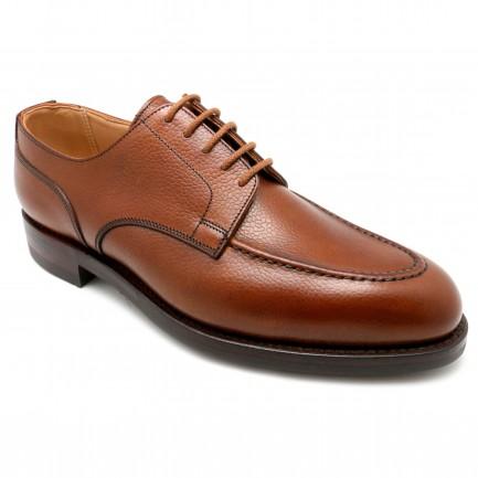 Zapatos piel labrada suela goma mod. Onslow Crockett & Jone