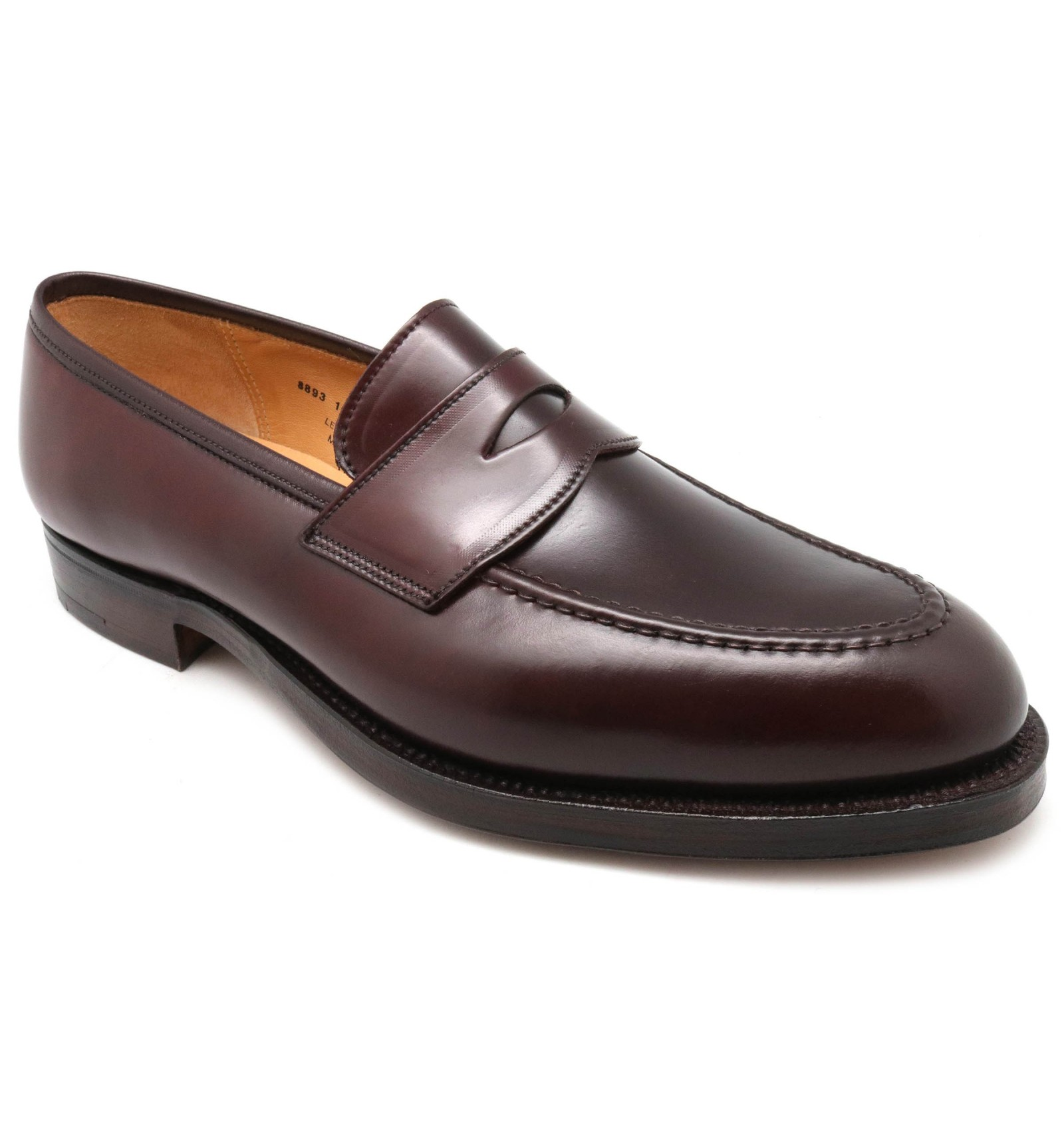 Zapatos Cordovan Henley Crockett Amp Jones