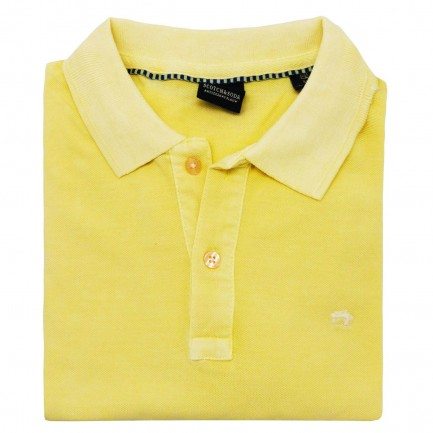 POLO MANGA CORTA SCOTCH & SODA